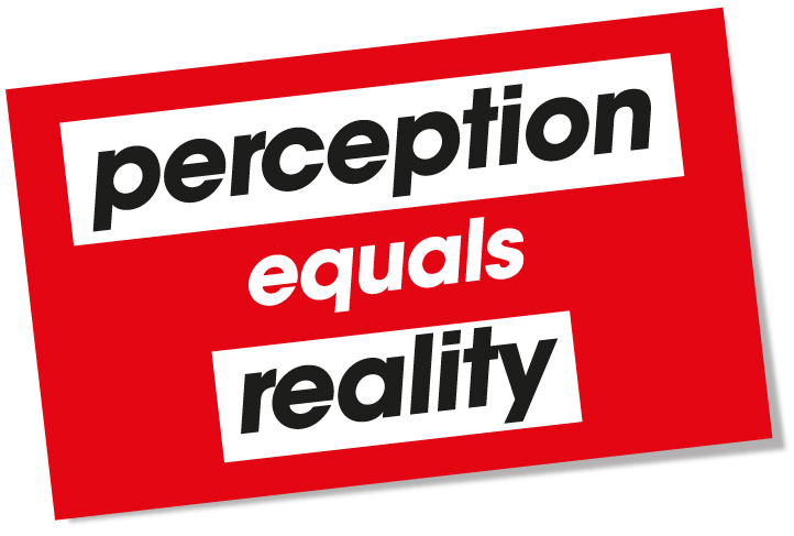 perception and reality essay Appearance versus reality in macbeth the theme of appearance versus reality is central to the shakespearean play the tragedy of macbeth it is a play full of ambition, betrayal, madness, and the supernatural.